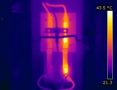 Infrared Heat Scanning